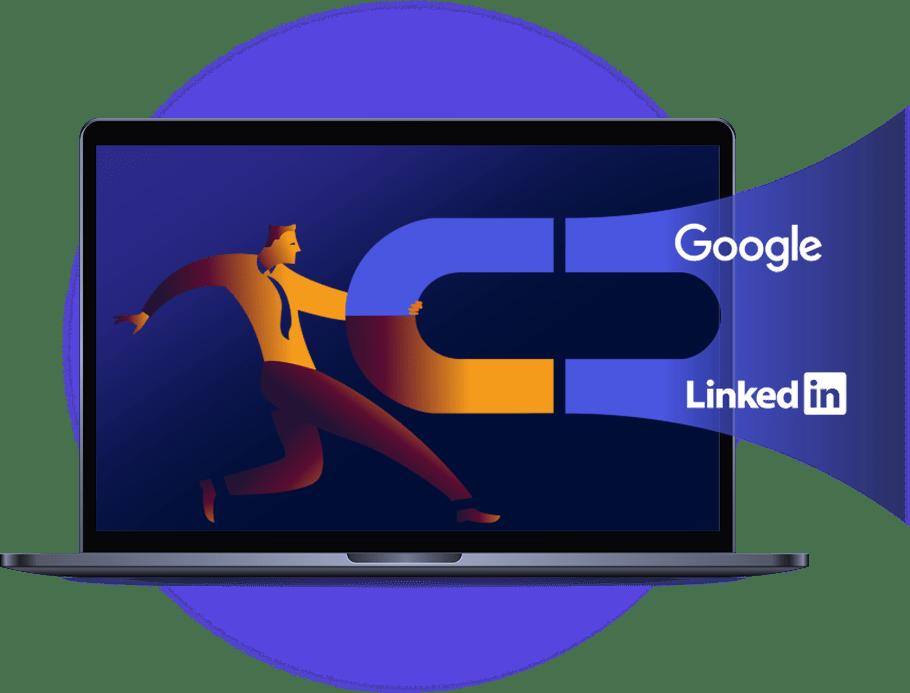 Site professionnel pour gagner des clients B2B / B2C